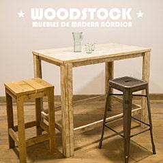 muebles woodstock
